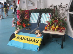 NCL Bahama Cruise Welcome