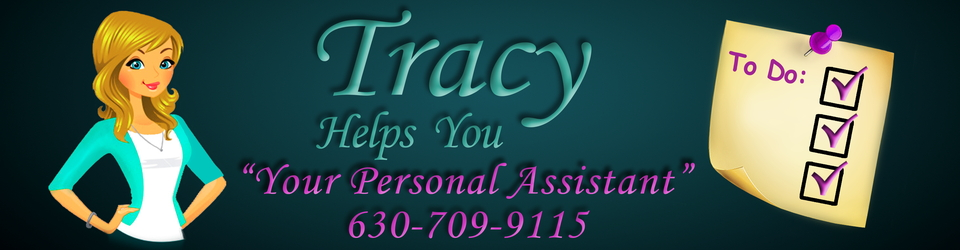 Tracy Helps You